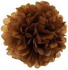 Папір тишею коричнева 100 аркушів, фото 3