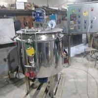 Котел плавитель для сыра кпэ-150 с двумя мешалками, фото 1