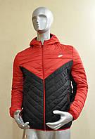 Мужская курточка Nike,  осенняя куртка Найк  копия