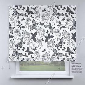 Римская фото штора Прованс. Бесплатная доставка. Инд.размер. Гарантия. Арт. 15-08-14