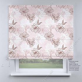 Римская фото штора Прованс. Бесплатная доставка. Инд.размер. Гарантия. Арт. 15-08-16