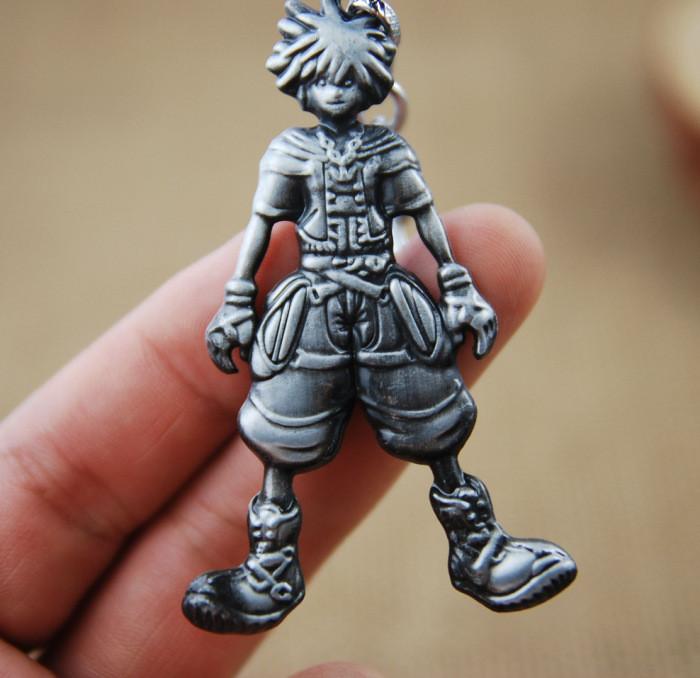 Брелок Королевство сердец Kingdom Hearts