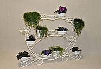Фиалка-2, подставка для цветов на 17-20 чаш, фото 1
