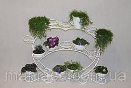 Фиалка-2, подставка для цветов на 17-20 чаш