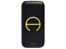 Універсальна батарея Proda Power Bank Layter Wireless charge PD-P06 10 000 mAh (Беспроводной) Black