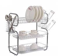 Сушка для посуды настольная Bohmann BH-7326