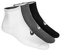 Носки Asics 3ppk Quarter Sock 155205-0701, фото 1