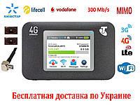Мобильный 4G/3G WiFi Роутер Netgear 782S Киевстар, Vodafone, Lifecell с 2 выходами под антенну