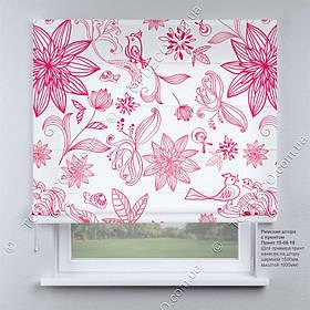 Римская фото штора Прованс. Бесплатная доставка. Инд.размер. Гарантия. Арт. 15-08-18