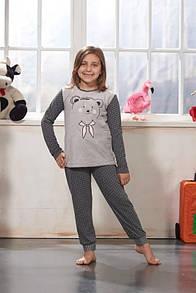 Детская пижама для девочки Sevim Kids 7781