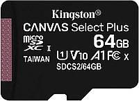 Більша швидкість, менша ціна - нові картки пам'яті Kingston Canvas Select Plus microSD