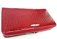 Женский кожаный кошелек Balisa В78-573 красный Лаковые кошельки Balisa оптом