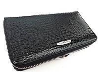 Женский кожаный кошелек Balisa В78-573 черный Лаковые кошельки Balisa оптом