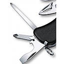 Нож складной, мультитул Victorinox Workchamp (111мм, 21 функций), черный 0.9064.3, фото 4