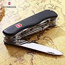 Нож складной, мультитул Victorinox Workchamp (111мм, 21 функций), черный 0.9064.3, фото 8
