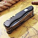 Нож складной, мультитул Victorinox Workchamp (111мм, 21 функций), черный 0.9064.3, фото 9