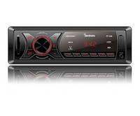 Автомагнитола Fantom FP-360 USB/SD 1 Din Black/Red