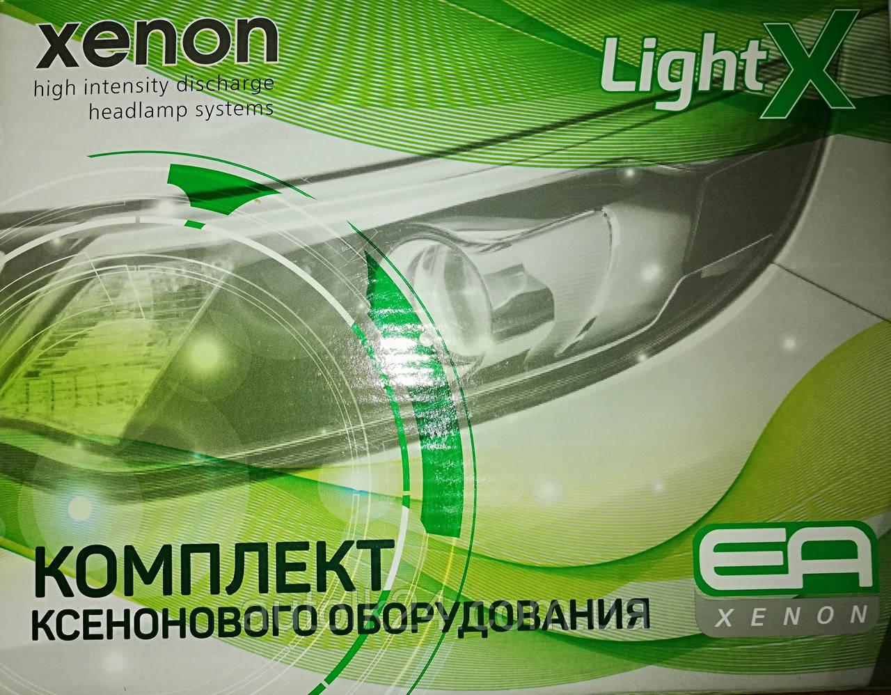 Ксенон EA Light-X Ultra Slim H1 – 4300k,5000k,6000k 35W