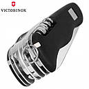 Нож складной, мультитул Victorinox Workchamp (111мм, 21 функций), черный 0.9064.3, фото 5