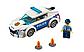 """Конструктор Bela  City 11206 City 60239 """"Автомобиль полицейского патруля"""" 98 деталей, фото 5"""