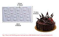 Молд для шоколадного декора  №410