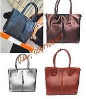 Женская кожаная сумка шоппер , кожаные сумки, фото 1
