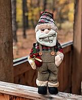 """Новогоднее украшение фигурка под ёлку «Дед Мороз"""", фото 1"""