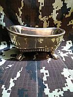 """Пепельница """"Золотая ванна""""  ,Славянская керамика. Посуда керамическая. Сувениры, керамика."""