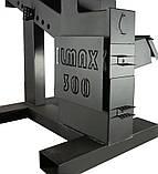 Пеллетный котёл воздушного отопления Ilmax-330 с горелкой, бункером и вентилятором, фото 3
