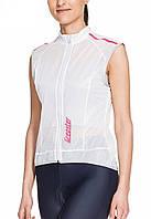 Gregster Bikira Велосипедная безрукавка водоотталкивающая женская(Размер XL)