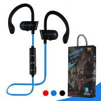 Наушники беспроводные Bluetooth с креплением на ухо и аккумулятором RT558