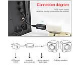 Bluetooth аудио ресивер приемник H-163, фото 4