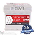 Аккумулятор автомобильный FIAMM Titanium Pro 6CT 54Ah, пусковой ток 520А [–|+] (L1 54P), фото 4