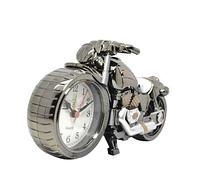 Часы будильник «Мотоцикл» маленький Alarm Clock