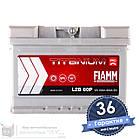 Аккумулятор автомобильный FIAMM Titanium Pro 6CT 60Ah, пусковой ток 600А (Низкий) [– +] (L2B 60P), фото 4