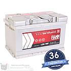 Аккумулятор автомобильный FIAMM Titanium Pro 6CT 75Ah, пусковой ток 730А (Низкий) [– +] (L3B 75P), фото 2