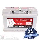 Аккумулятор автомобильный FIAMM Titanium Pro 6CT 75Ah, пусковой ток 730А (Низкий) [– +] (L3B 75P), фото 3