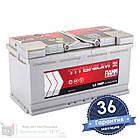 Аккумулятор автомобильный FIAMM Titanium Pro 6CT 100Ah, пусковой ток 870А [–|+] (L5 100P), фото 3