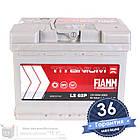 Аккумулятор автомобильный FIAMM Titanium Pro 6CT 60Ah, пусковой ток 600А [–|+] (L2 62P), фото 2