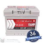 Аккумулятор автомобильный FIAMM Titanium Pro 6CT 60Ah, пусковой ток 600А [+|-] (L2X 62P), фото 4