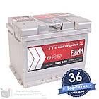 Аккумулятор автомобильный FIAMM Titanium Pro 6CT 60Ah, пусковой ток 600А [+|-] (L2X 62P), фото 5