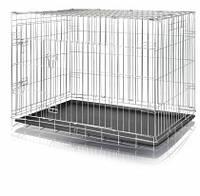 Клетка (109*79*71см) для собак транспортная, Trixie 3925