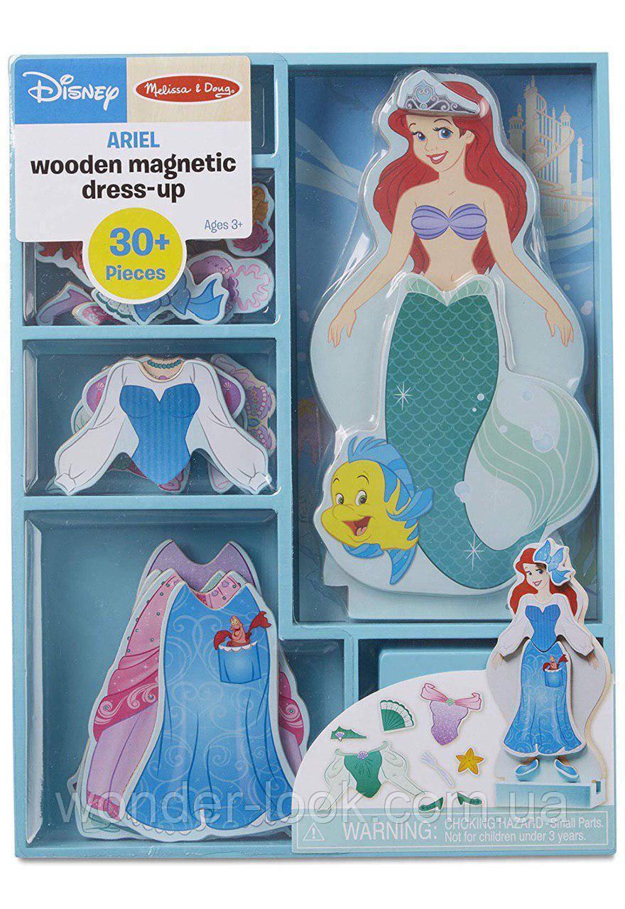 Магнітна одевалка Melіssa & Doug Ariel Аріелль США
