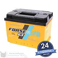 Аккумулятор автомобильный FORSE EFB 6CT 63Ah, пусковой ток 620А [–|+]