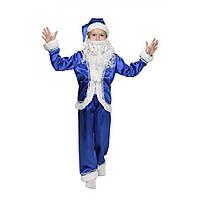 Костюм Святий Миколай, Новий Рік 5,6,7,8,9,10 років Дитячий новорічний карнавальний маскарадний костюм