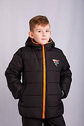 """Зимняя  курточка """"СТИВ"""" размеры от 98 до 140"""