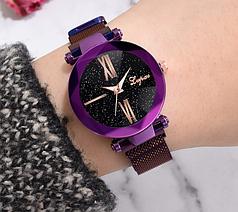 Часы женские Lvpai Starry Sky очень красивые 3 цвета