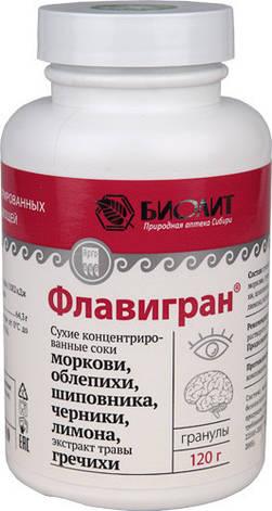 Флавигран - витамины и микроэлементы для зрения, фото 2