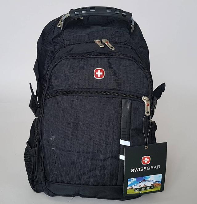 фотография швейцарский городской рюкзак с усиленной ручкой