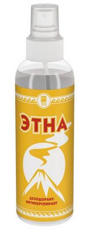 Этна, дезодорант-антиперспирант - не имеет запаха, подходит для женщин и мужчин, фото 2